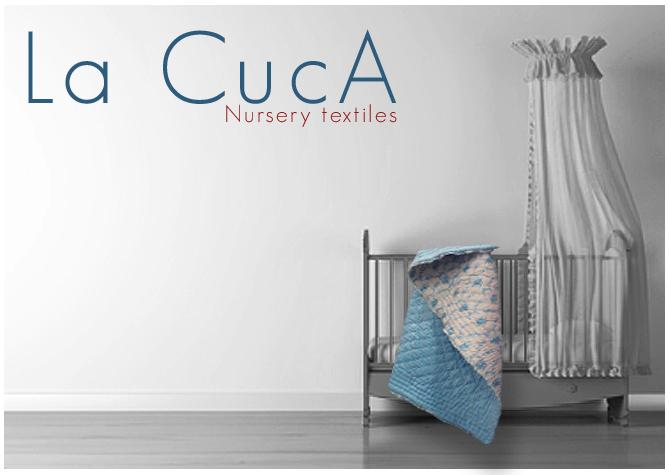 Nursery textiles La CucA