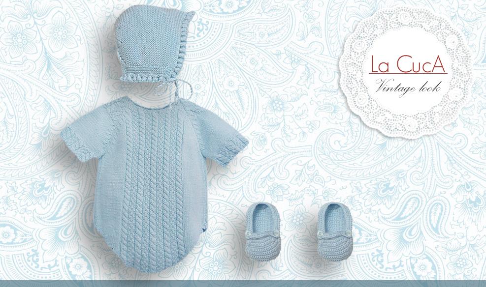 Vintage Looks La CucA - moda bebé