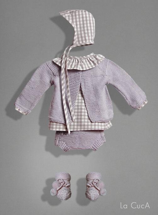 Colección ropa infantil La CucA