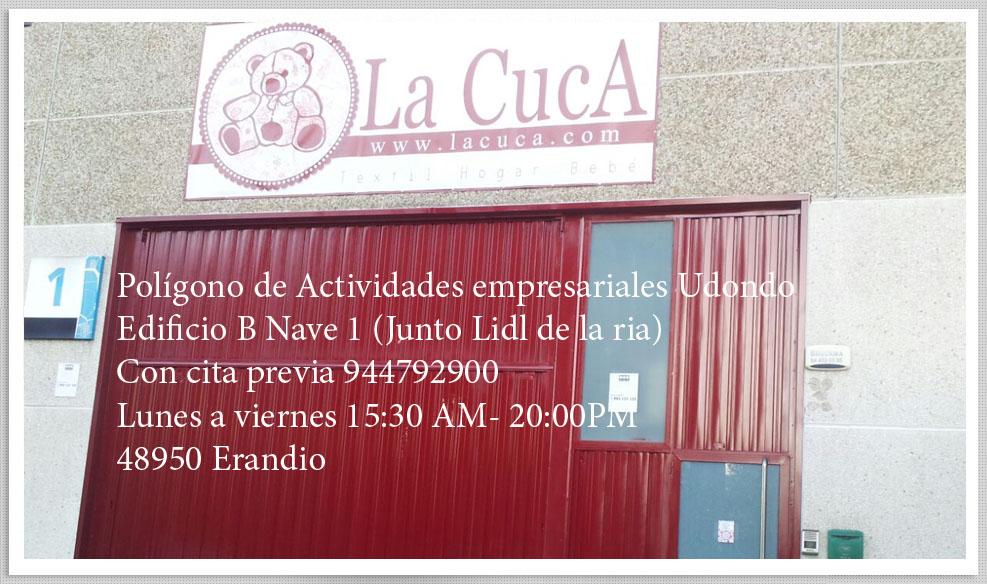 La CucA tienda online